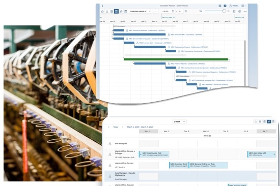 Production planning: a necessity for the digital transformation of the factory